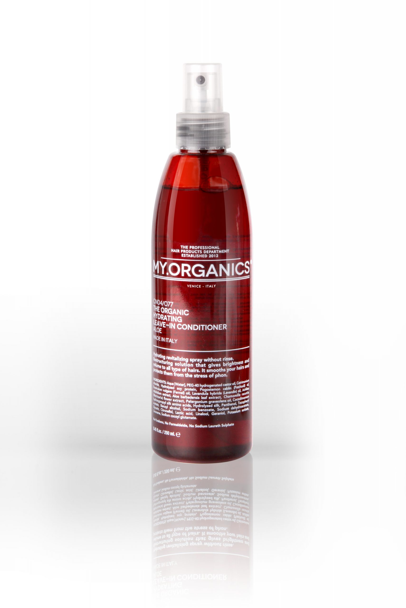 Hydrating Hydrating leave-in conditioner MY.ORGANICS