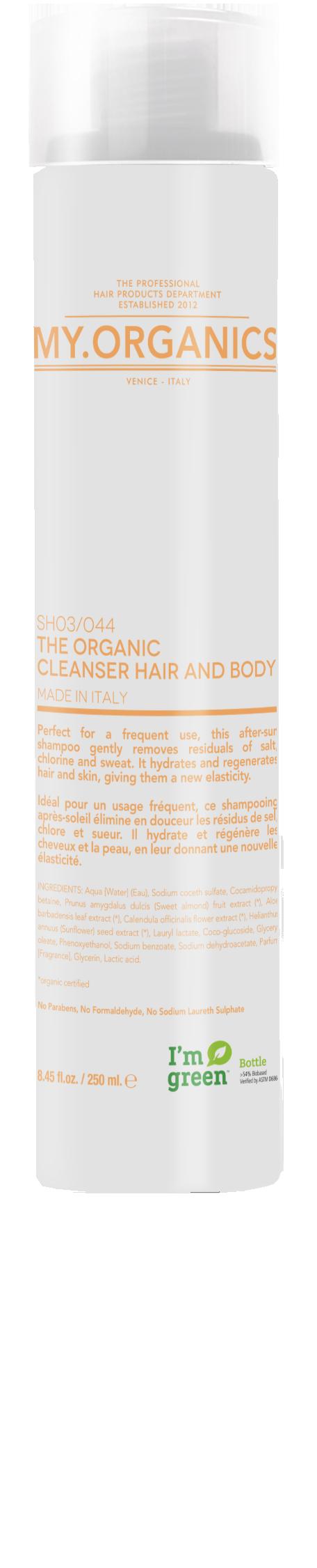 My.Tan Cleanser hair and body MY.ORGANICS