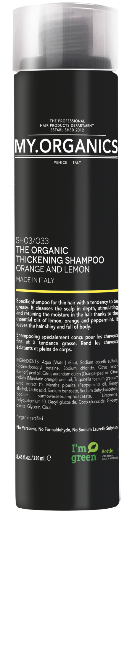 Thickening Shampoo MY.ORGANICS