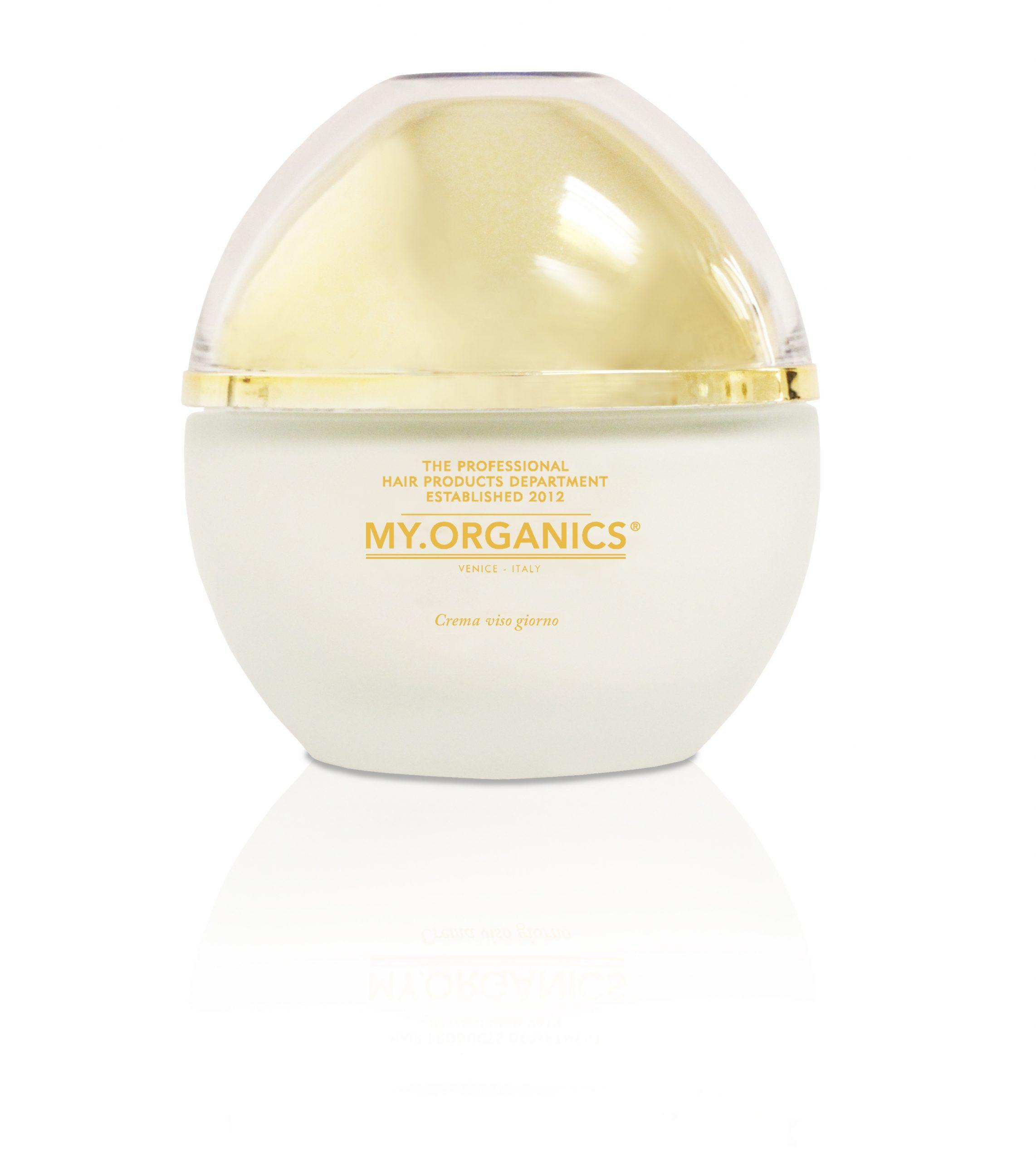 Anti-age Morning cream MY.ORGANICS