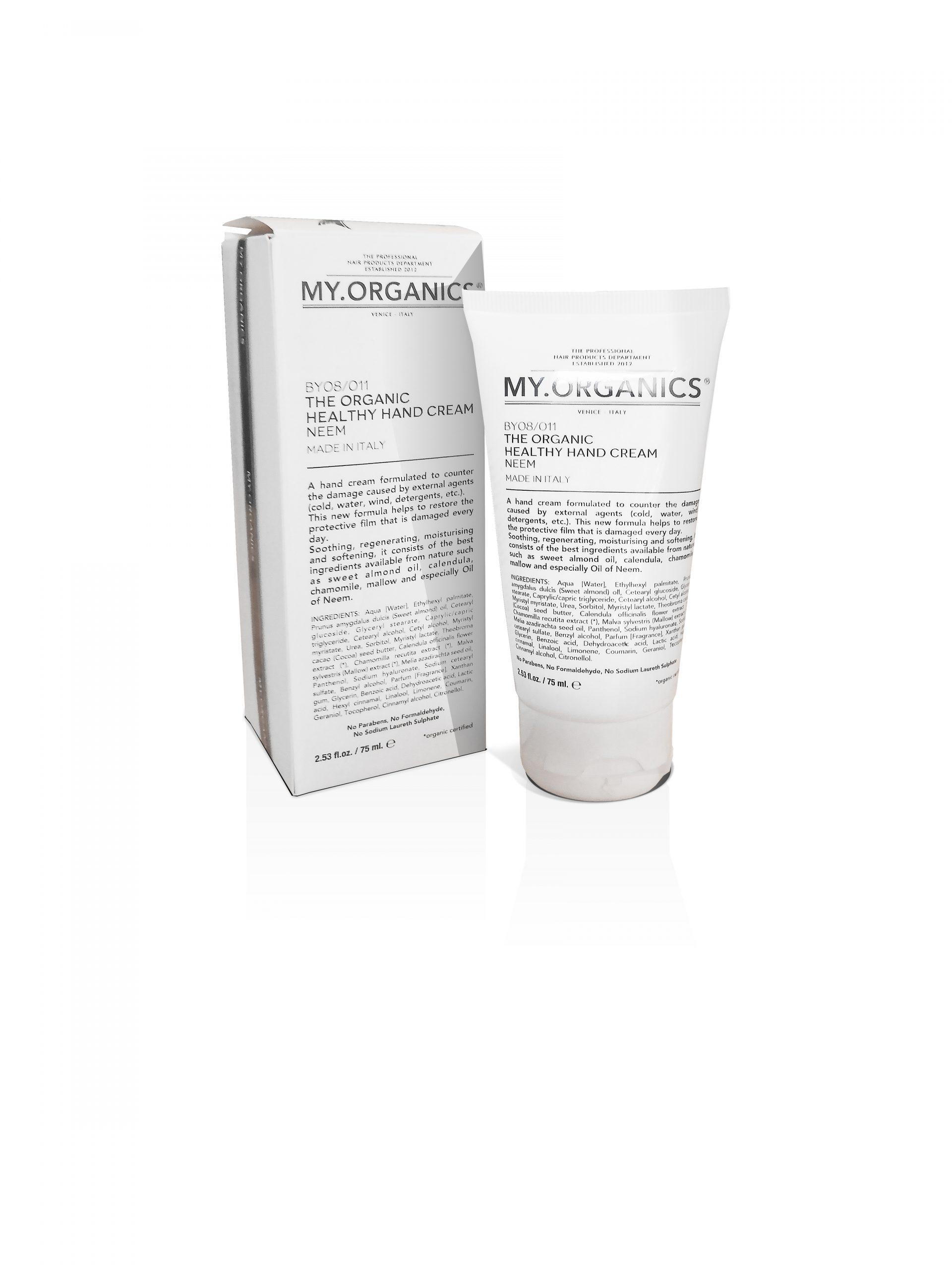 Anti-age Healty hand cream MY.ORGANICS
